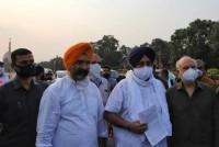 SAD Demands Punjab To Be Declared As 'Principal Market Yard'