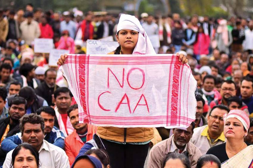 BJP Scores A CAA Six