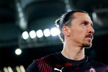 Zlatan Ibrahimovic Tests Positive For Coronavirus, AC Milan Confirm
