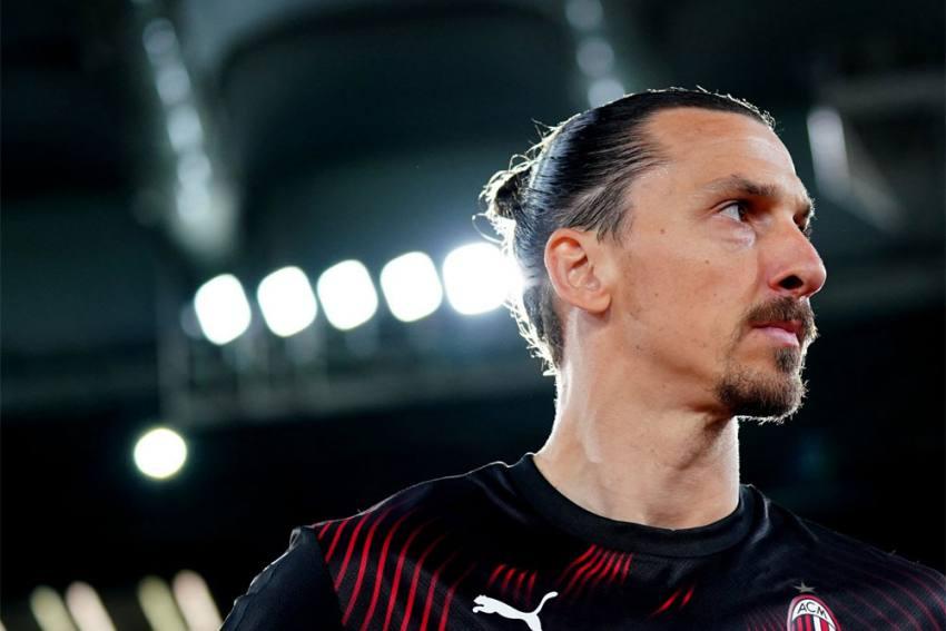 Zlatan Ibrahimovic Tests Positive For Coronavirus, AC Milan Confirm