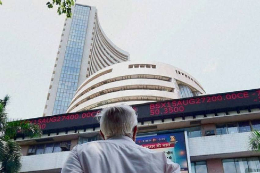 Sensex Tanks Over 600 Points, Nifty Breaches 11000
