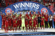 Bayern Munich 2-1 Sevilla (aet): Martinez The Unlikely Super Cup Hero Against Obdurate Rivals