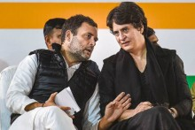 Rahul, Priyanka Back Bharat Bandh, Claim Farmers Will Be 'Enslaved' By New Farm Bills