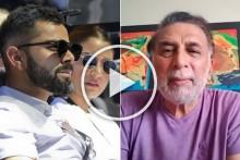 IPL 2020, Sunil Gavaskar Controversy: Here's What Indian Legend Said About Virat Kohli And Anushka Sharma - VIDEO