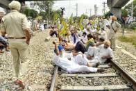 Farm Bills Protests: Security Beefed Up At Delhi Borders