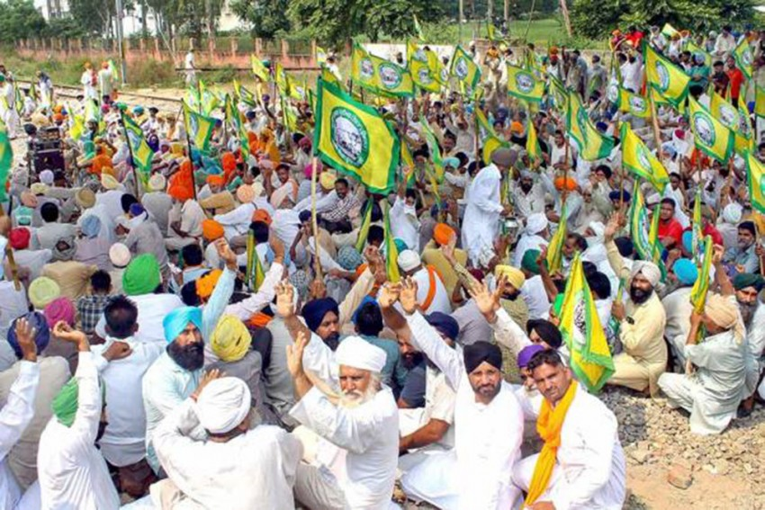 Bharat Bandh: Farmer Groups Stage Massive Protests