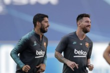 Lionel Messi Slams Barcelona For 'Kicking Out' Luis Suarez