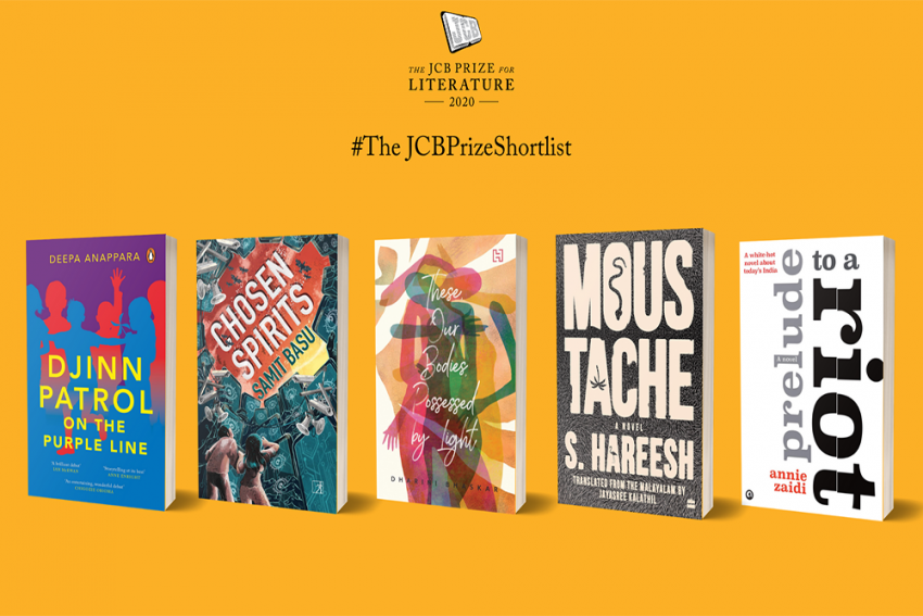 The 2020 JCB Prize for Literature Shortlist Announced
