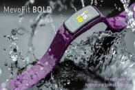 A Bold Fitness Band and Smartwatch - Mevofit