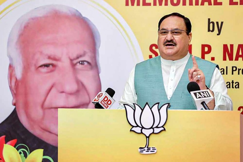 Nadda Announces New Team Of BJP's National Office-Bearers, Tejasvi Surya Promoted