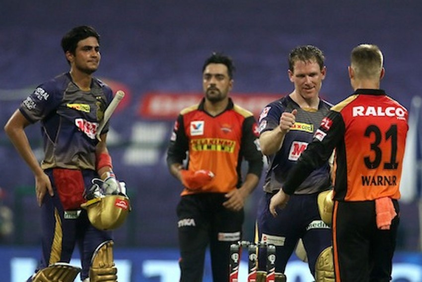 IPL 2020, KKR Vs SRH Highlights: Shubman Gill's 70 Sets Up Comfortable Win For Kolkata