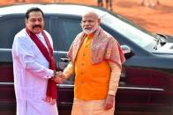 Rajapaksa Extends A Hand Of Friendship Towards India