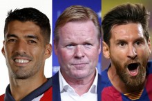 I'm Not The Bad Guy In Luis Suarez-Barcelona Movie But Lionel Messi's Anger Normal: Ronald Koeman