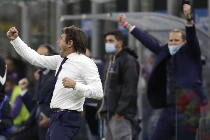 Inter Need To Improve! Antonio Conte's Warning After Seven-goal Fiorentina Classic