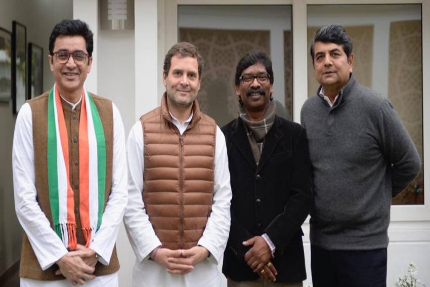 Congress, AAP And Back To The Congress, Ajoy Kumar Re-Joins Old Party