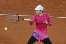 French Open 2020: Simona Halep Lands Birthday Win In Chilly Paris