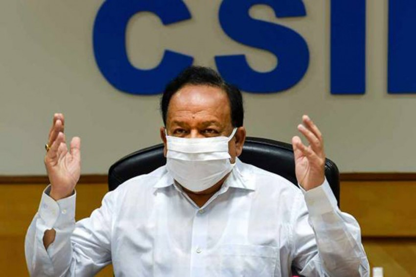 ICMR Report Indicates Indians Are Far From Achieving Herd Immunity: Harsh Vardhan