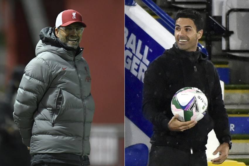 Liverpool Vs Arsenal: Gunners Boss Mikel Arteta In Awe Of 'Culture' Jurgen Klopp Has Created At Anfield