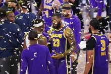 NBA Results: LeBron James Leads LA Lakers To First Finals Since 2010