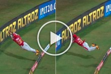 IPL 2020, RR Vs KXIP: Nicholas Pooran Produces 'Greatest Ever Fielding Effort' In Cricket - Watch