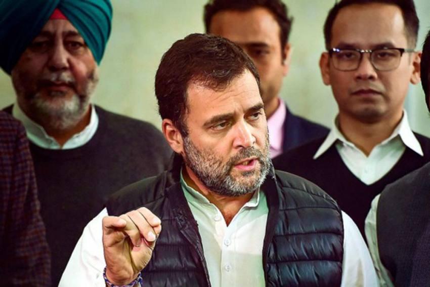 I Wish Govt's Covid-19 Vaccine Strategy Was Mann Ki Baat: Rahul Gandhi