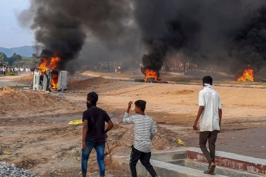 Man Killed, Property Vandalised And Torched In Rajasthan's Dungarpur Violence; CM Appeals Peace
