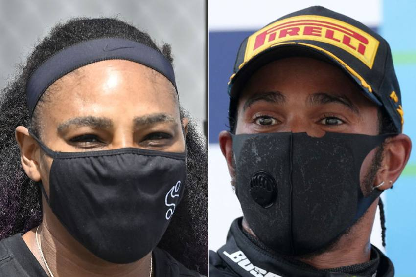 Lewis Hamilton The Greatest: Record-chasing Mercedes F1 Driver Gets Backing Of Superfan Serena Williams