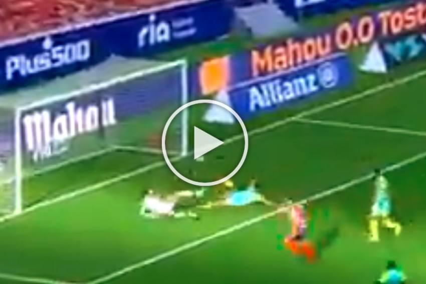 Atletico Madrid 6-1 Granada: Luis Suarez Scores Brace On Debut As Rojiblancos Run Riot - WATCH
