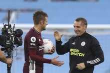 Manchester City 2-5 Leicester City: Jamie Vardy Hat-trick Leaves Pep Guardiola Stunned