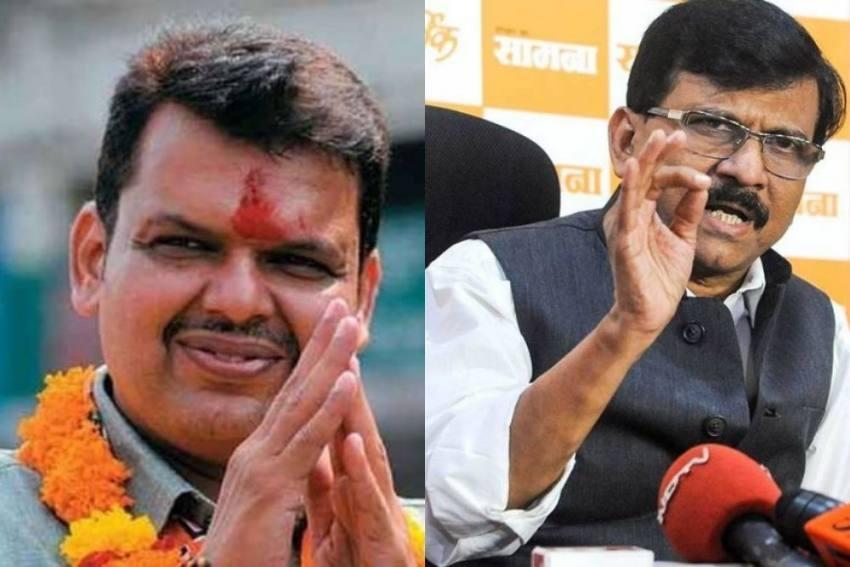 'Not Political': BJP On Fadnavis, Raut Meeting At Luxury Hotel