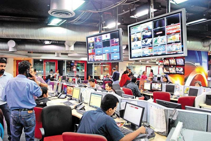 The TRP Race And Television Journalism In India