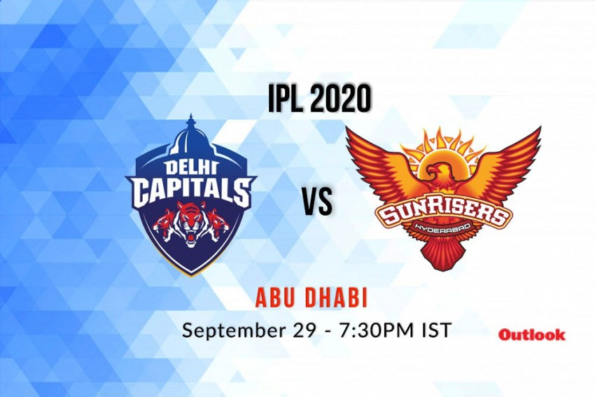 Watch Live, IPL 2020: Where to Get Live Streaming Of DC Vs SRH In Abu Dhabi