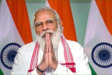 PM Narendra Modi Pays Tribute On Bhagat Singh's Birth Anniversary
