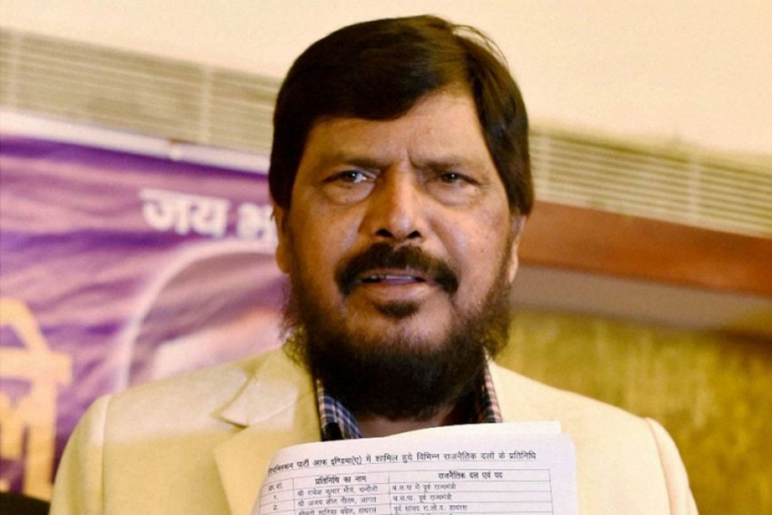 Union Minister Athawale Demands Immediate Arrest Of Director Anurag Kashyap