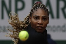 French Open 2020: Serena Williams Sees Off Kristie Ahn Again In Grand Slam Opener