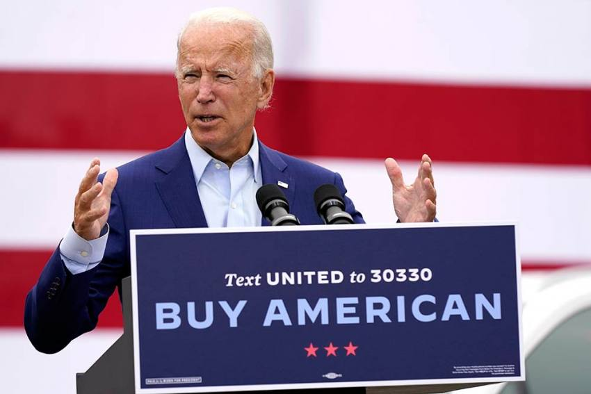 Biden Campaign Launches Initiative To Woo Sikh Voters In US