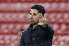 Arsenal Boss Mikel Arteta Predicts 'Busy' Finish To Transfer Window, But Has No Houssem Aouar Update