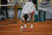 French Open 2020: Novak Djokovic Starts With Emphatic Victory