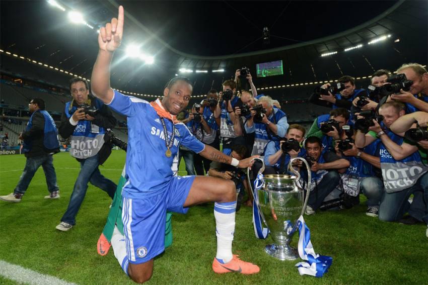 Didier Drogba To Receive UEFA President's Award