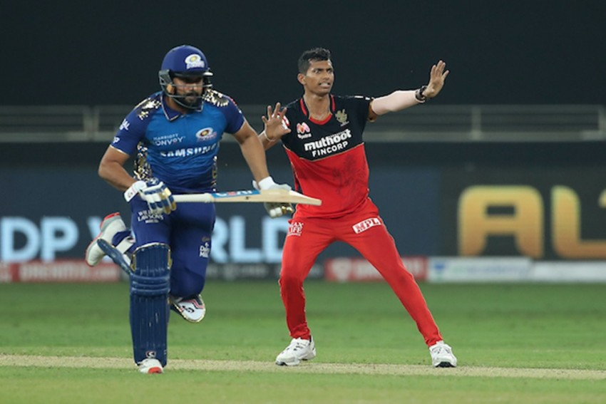 IPL 2020: Navdeep Saini, AB de Villiers Give Royal Challengers Bangalore Skipper Virat Kohli A Reason To Smile