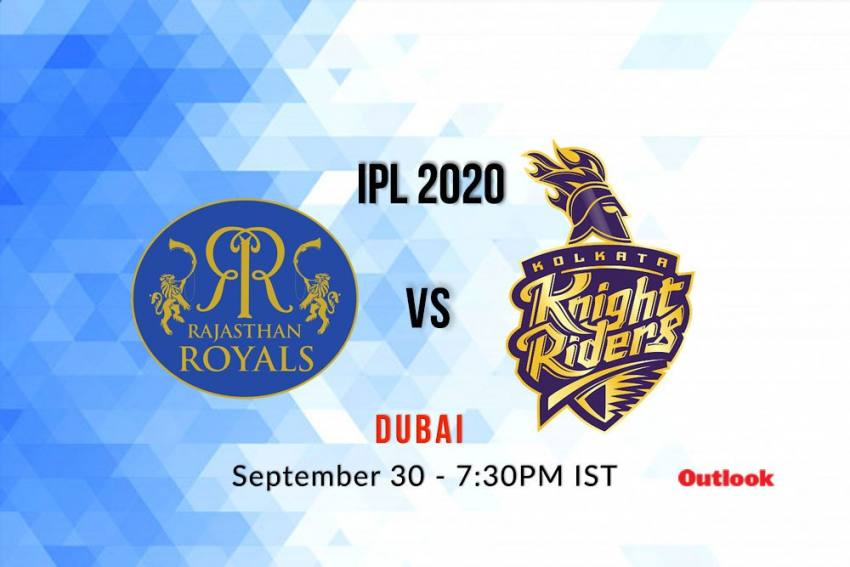 Watch Live, IPL 2020: Where To Get Live Streaming Of RR Vs KKR, In Dubai