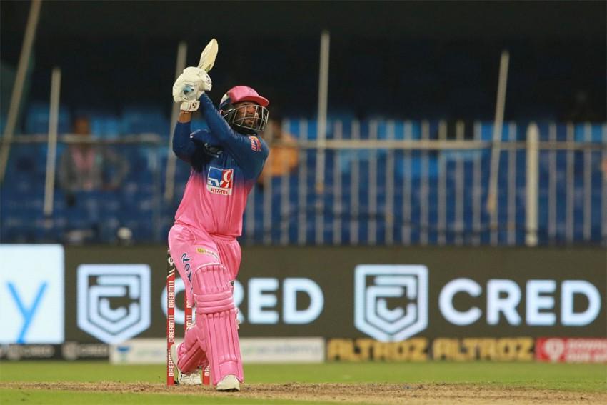 IPL 2020: Sorry Guys, I'm Late - Rajasthan Royals Hero Rahul Tewatia Sets Twitter On Fire