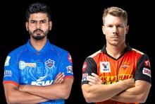 Live, DC Vs SRH, IPL 2020, Abu Dhabi: David Warner, Jonny Bairstow Look Confident