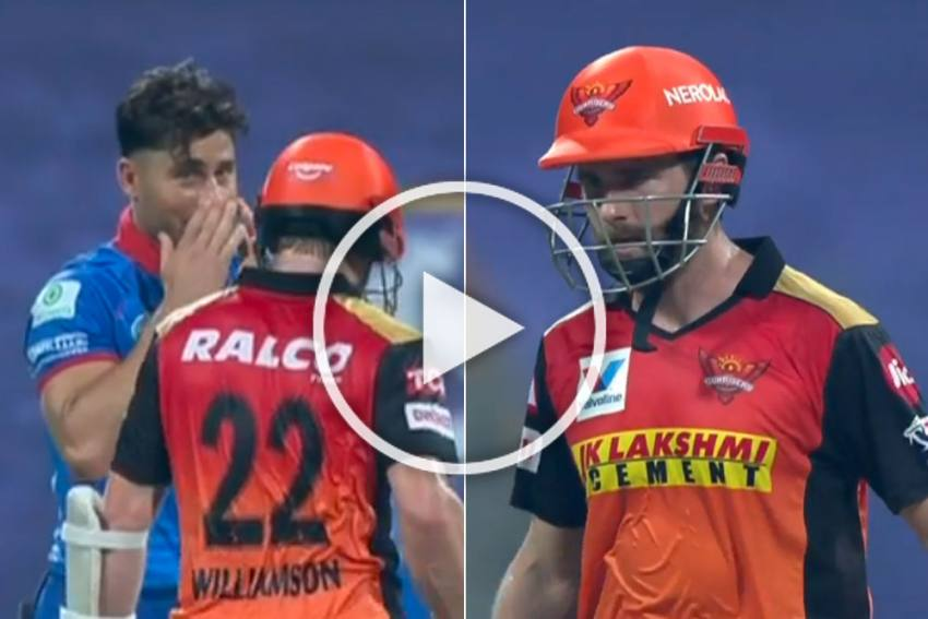 IPL 2020, DC Vs SRH: Classy Kane Williamson Leaves Delhi Bowlers Clueless, Fans Impressed - WATCH