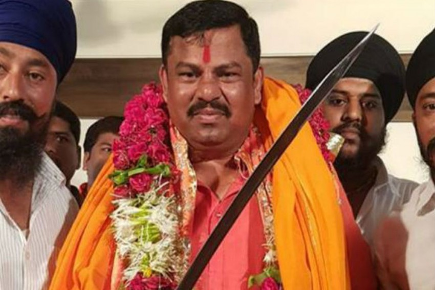 Under Pressure, Facebook Bans BJP's Raja Singh For Hate Speech