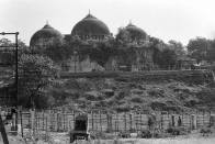 'Jai Jai Siya Ram, Sabko Sanmati De Bhagwan' Says Joshi On Babri Demolition Verdict