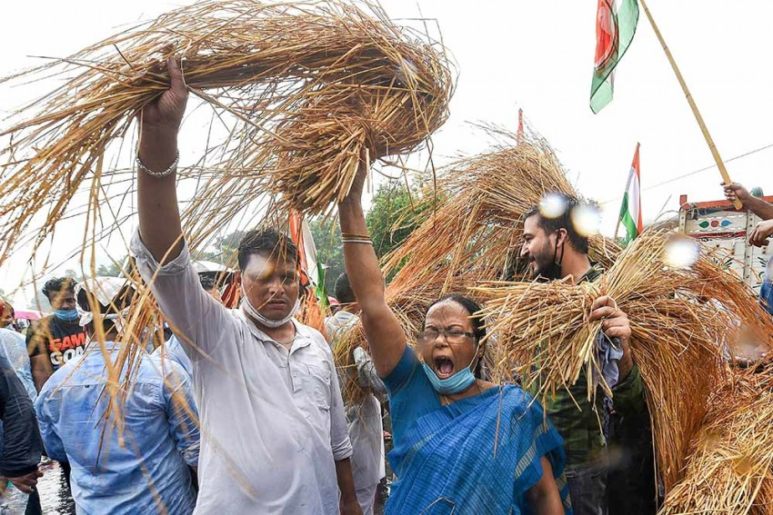 Haryana BJP leader Shyam Singh Rana Quits Over New Agri Laws