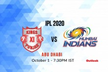 Watch Live, IPL 2020: Where To Get Live Streaming Of KXIP Vs MI In Abu Dhabi