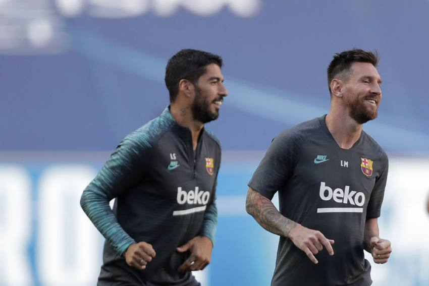 Lionel Messi Explains Public Criticism Of Barcelona's Luis Suarez Sale - Things That Hurt Me