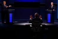 US Presidential Debate: 'Will You Shut Up, Man?', Biden Snaps At Trump